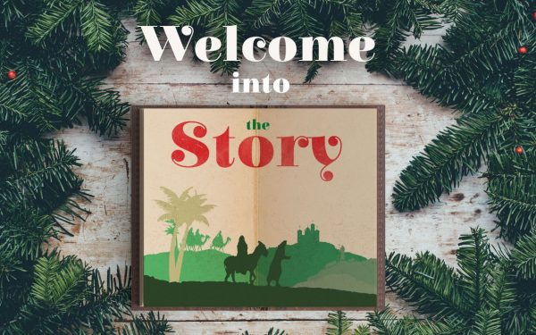 Welcome into the Story - Mary Image