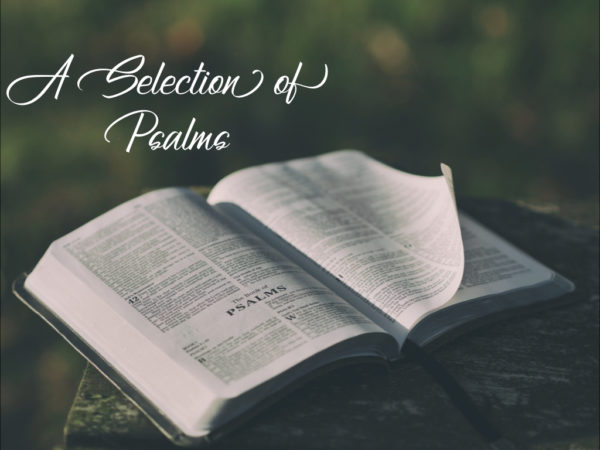 A Selection of Psalms